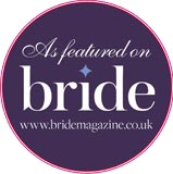 Bride Magazine - As featured